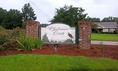 Claiborne Creek Retirement, 1