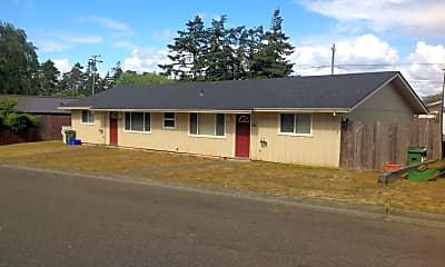 Building, 1511 Arthur St, 0