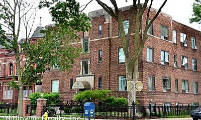 Building, 835 W Wayne St, 0
