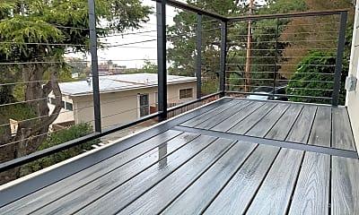Patio / Deck, 822 Humboldt Rd, 2