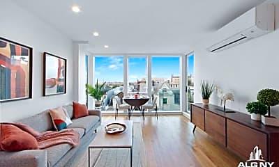 Living Room, 163 Beach 96th St, 1