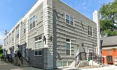 Building, Columbus Lofts, 1