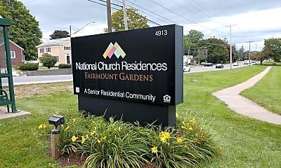 Fairmount Gardens Senior Apartments, 1