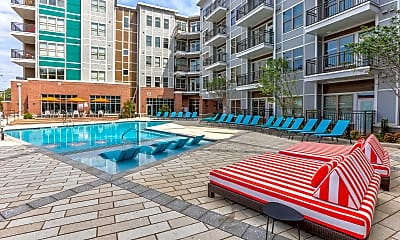Pool, The Collective Apartments, 0