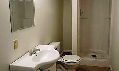 Bathroom, 213 N Grant St, 2