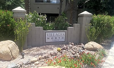 Community Signage, 15225 N 100th St 1217, 1