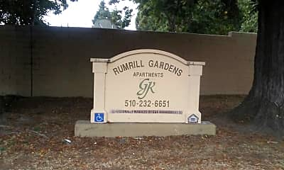 Rumrill Gardens, 1