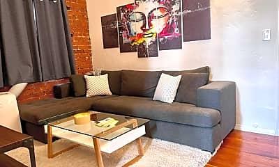 Living Room, 341 S Gramercy Pl, 0