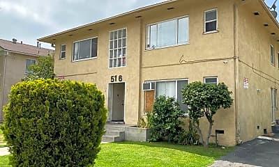 Building, 516 E Lomita Ave, 0