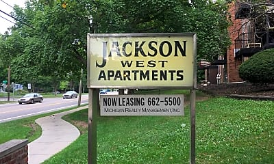 Jackson West Apartments, 1