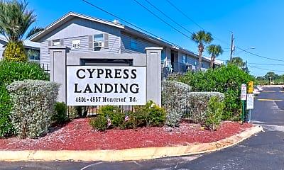 Building, Cypress Landing Apartments, 0
