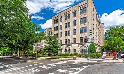 Building, 1613 Harvard St NW 416, 0