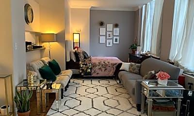 Living Room, 400 east 90th street, 0