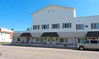 Building, 516 S Webb St, 1