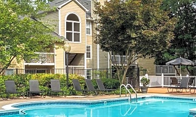 Pool, The Windsor at Fair Lakes, 1