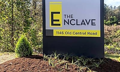 The Enclave on Old Central, 2