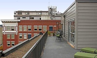 Building, Lando Lofts At 909 Penn, 1
