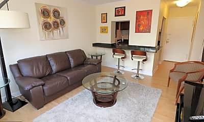 Living Room, 1121 Arlington Blvd 540, 1