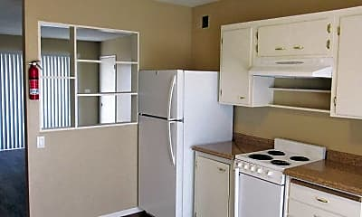 Kitchen, University Villas, 0