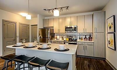 Kitchen, Aurora, 1