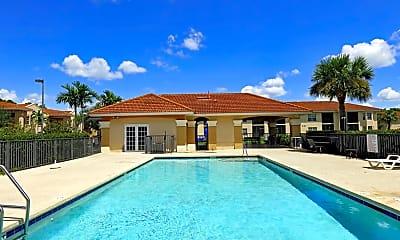 Pool, 4175 Castilla Circle, 2