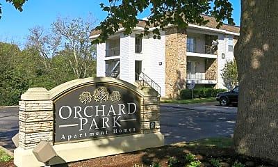 Community Signage, Orchard Park, 2
