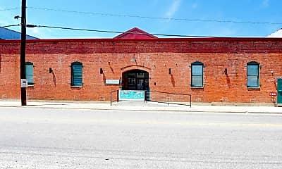 Building, The Bosco, 1