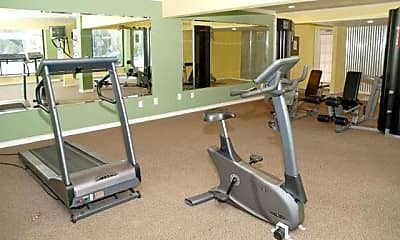 Fitness Weight Room, 2151 S Kirkwood Rd, 2