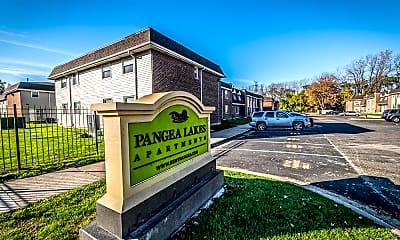 Community Signage, Pangea Lakes, 0