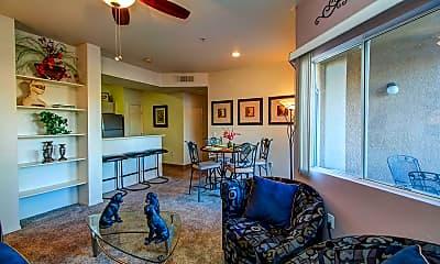 Living Room, 5400 E Williams Blvd 7203, 1