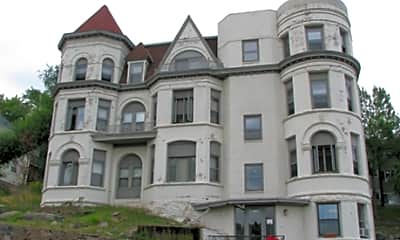 West Hillside Apartments, 1