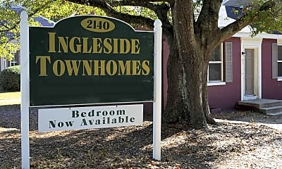 Community Signage, Ingleside Townhomes/Regency Townhomes, 2