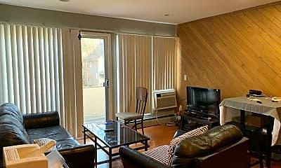 Living Room, 526 Packard St, 1