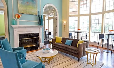 Living Room, Hawthorne at The Carlyle, 0