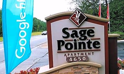 Community Signage, 4650 E Ponce de Leon Ave, 0