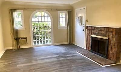 Living Room, 8950 Dayton Way, 1