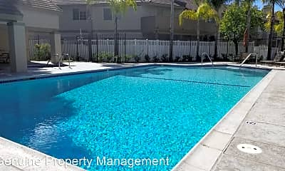 Pool, 24425 Marquis Ct, 2