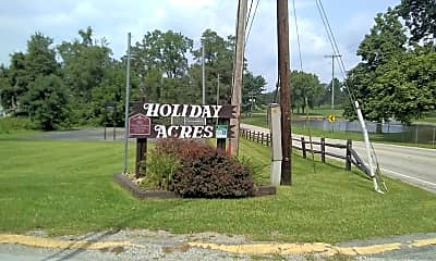 Holiday Acre Apartments, 1