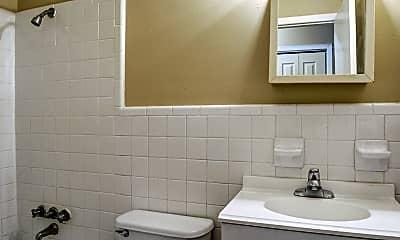 Bathroom, Windy Hill, 2