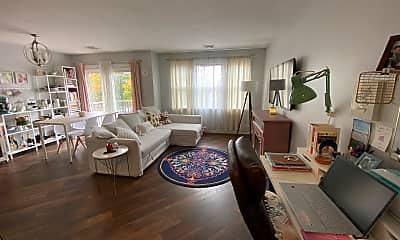 Living Room, 6205 Halcyon Dr, 1