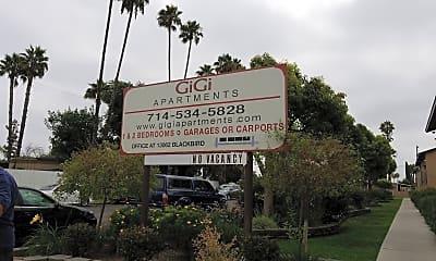 Gigi Apartments, 1
