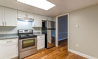 Kitchen, Pines at Lawrenceville, 1