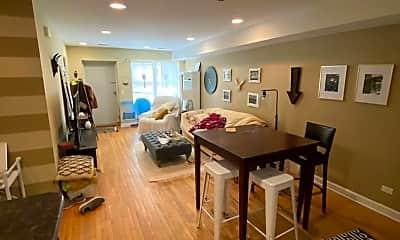 Living Room, 1038 W Waveland Ave, 0