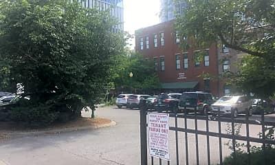 Market Street Apartments, 1
