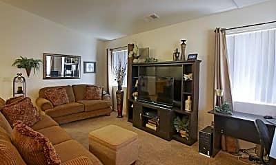 Living Room, Villas at Westgate, 1