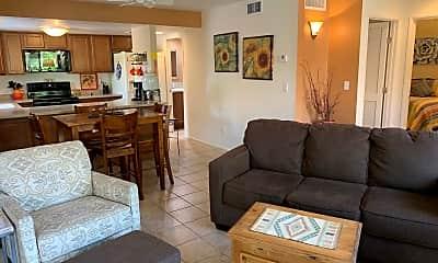 Living Room, 5051 N Sabino Canyon Rd 1166, 1