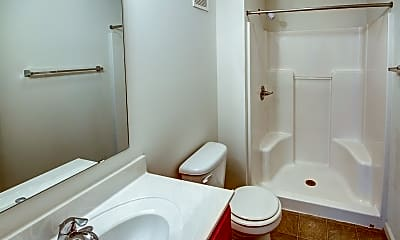 Bathroom, Hawthorne Properties, 2