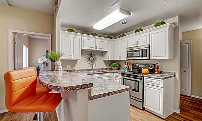 Kitchen, Luxe 1930 Apartment Homes, 0