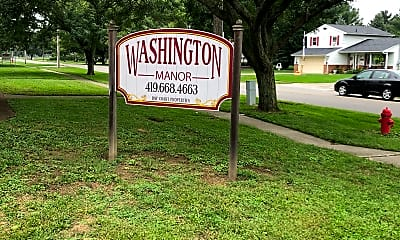 Washington Manor Apartments, 1