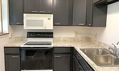 Kitchen, Ithaca Solar Townhouses, LLC 1047-1053 Danby Rd., 1